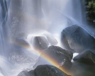 小野川の不動滝の写真素材 [FYI04026005]