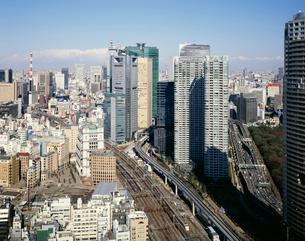 世界貿易センタービルより汐留地区を見るの写真素材 [FYI04026039]