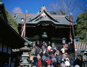 成田山新勝寺の写真素材 [FYI04026497]
