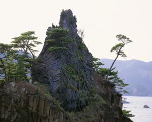 鎧岩の写真素材 [FYI04026711]