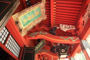 羽黒山 三神合祭殿の写真素材 [FYI04027224]