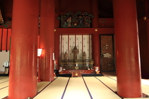 羽黒山 三神合祭殿の写真素材 [FYI04027225]