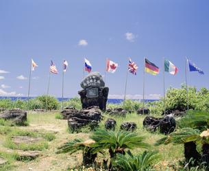 日本最西端の碑の写真素材 [FYI04027265]