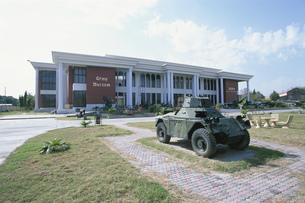 軍事博物館の写真素材 [FYI04027681]