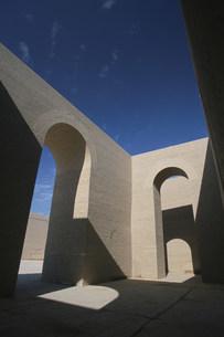 バビロン遺跡 囲壁の交差点の写真素材 [FYI04027685]