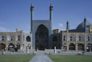 王のモスクの写真素材 [FYI04027842]