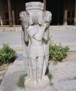 チェヘル・ソトゥーン宮殿の写真素材 [FYI04027850]