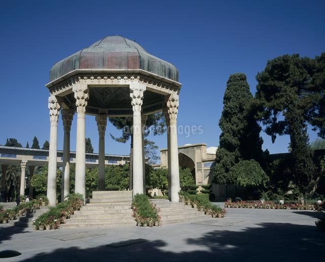 ハーフェーズ廟の写真素材 [FYI04027852]