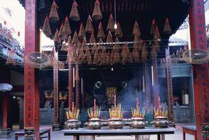 ティエンハウ廟の写真素材 [FYI04027881]