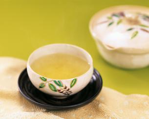 日本茶の写真素材 [FYI04028285]