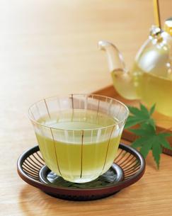 緑茶の写真素材 [FYI04028293]
