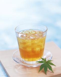 冷茶の写真素材 [FYI04028294]