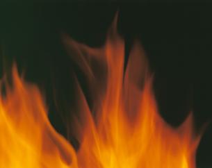 炎の写真素材 [FYI04028323]