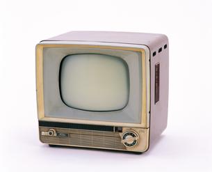 昭和30年代のテレビの写真素材 [FYI04028330]