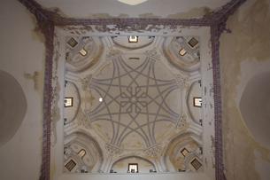 スルタン・サンジャール廟の天井ドームの写真素材 [FYI04028958]