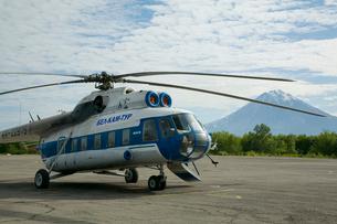 エリゾボのヘリポートの写真素材 [FYI04029045]