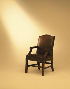 椅子の写真素材 [FYI04029058]