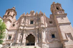 サントドミンゴ教会の写真素材 [FYI04029283]