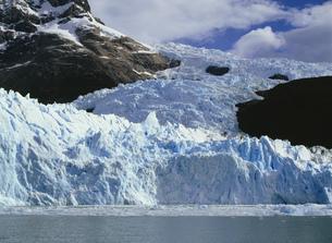 スペガツィーニ氷河の写真素材 [FYI04029763]