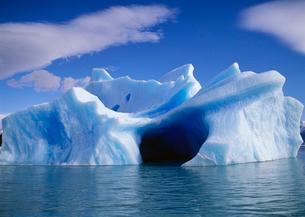 ウプサラ氷河の氷塊 Los Glaciares NPの写真素材 [FYI04029775]