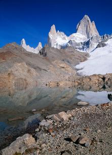 フィッツロイ Los Glaciares NPの写真素材 [FYI04029795]