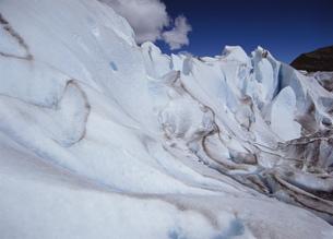 ビエドマ氷河の写真素材 [FYI04029809]
