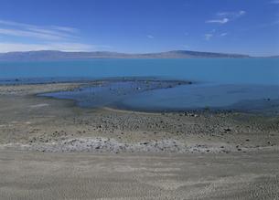 アルヘンチーノ湖の写真素材 [FYI04029852]