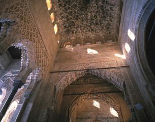 アルハンブラ宮殿の内部の写真素材 [FYI04030330]