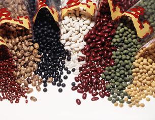 豆類の写真素材 [FYI04030355]
