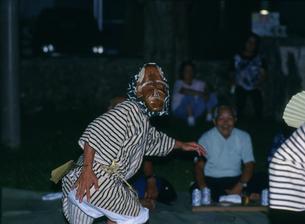 沖縄お盆行事 アンガマトゥズミの写真素材 [FYI04032341]