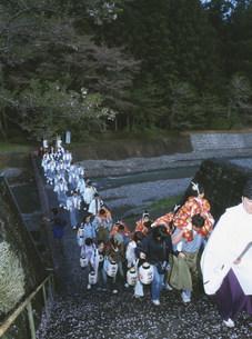 宮渡神事の写真素材 [FYI04032414]
