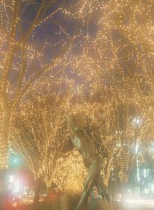 仙台光のページェントの写真素材 [FYI04032700]