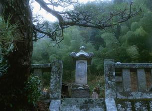 後藤又兵衛墓の写真素材 [FYI04032878]