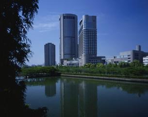 大阪府ビジネスパークの写真素材 [FYI04033108]
