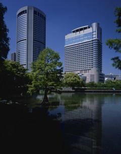 大阪府ビジネスパークの写真素材 [FYI04033109]