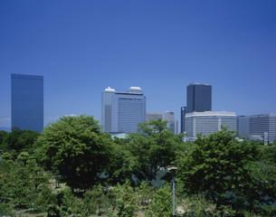 大阪府ビジネスパークの写真素材 [FYI04033112]