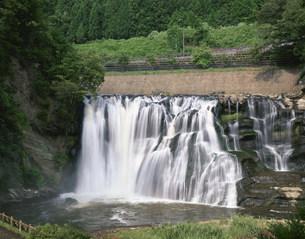 龍門の滝の写真素材 [FYI04033261]