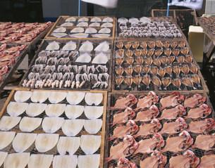 魚の干物の写真素材 [FYI04033355]