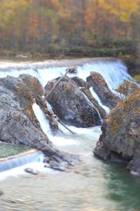 ピョウタンの滝の写真素材 [FYI04034033]