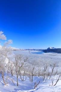 摩周湖の写真素材 [FYI04034043]