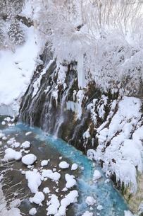 白髭の滝の写真素材 [FYI04034079]