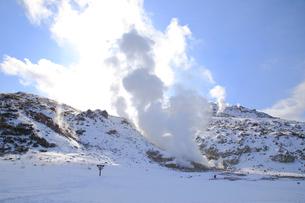 硫黄山の写真素材 [FYI04034085]
