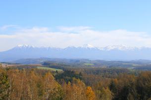 大雪山の写真素材 [FYI04034554]