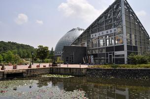 新潟県立植物園の写真素材 [FYI04035565]