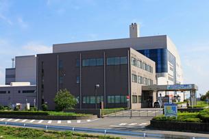 亀田清掃センターの亀田焼却場の写真素材 [FYI04035644]