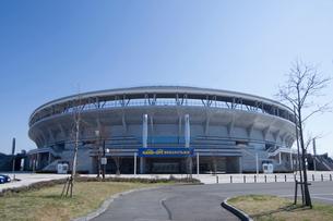 ハードオフエコスタジアム新潟の写真素材 [FYI04035866]