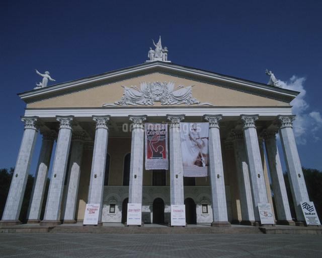 国立オペラ・バレエ劇場の写真素材 [FYI04036450]
