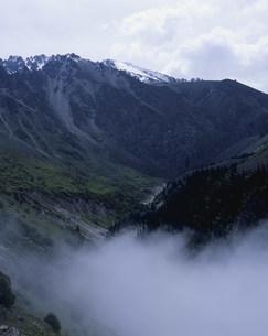 キルギス山脈内景勝地のアラ・アルチャ自然公園の写真素材 [FYI04036468]