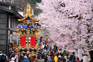 高山祭の写真素材 [FYI04036484]