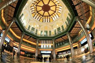 東京駅の写真素材 [FYI04036518]
